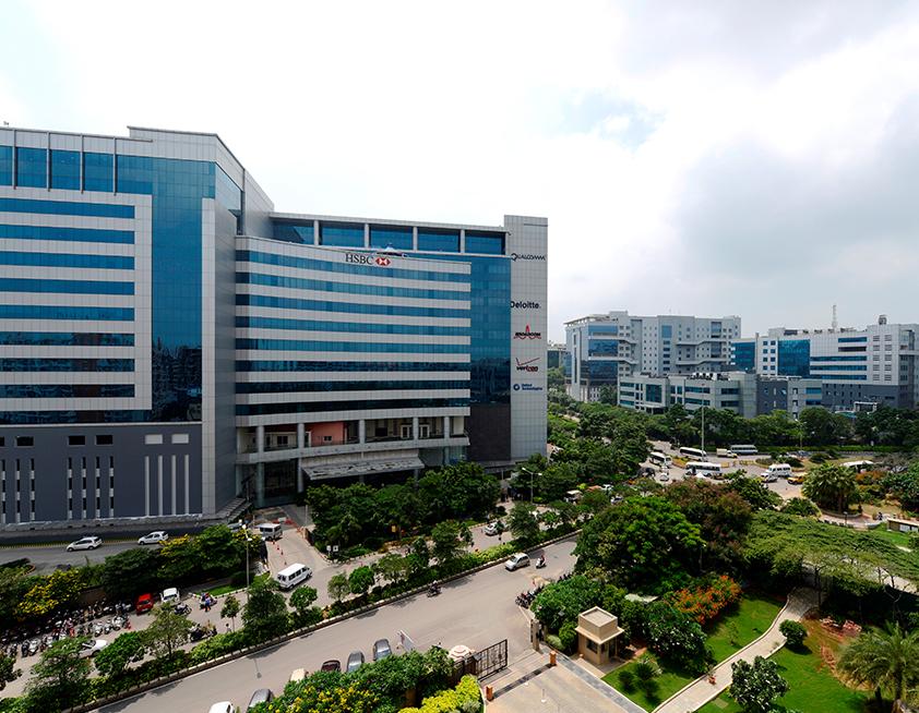 Best IT Park in Hyderabad | Madhapur IT Park - Mindspace
